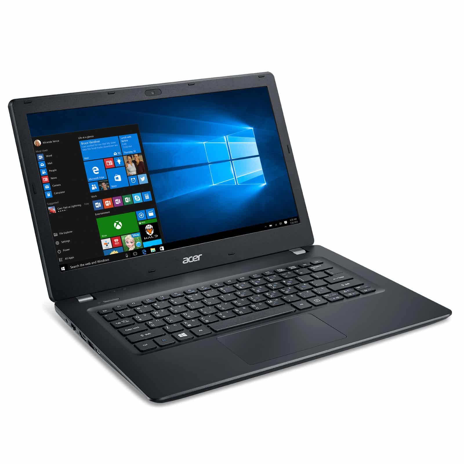 pc portable acer windows 10