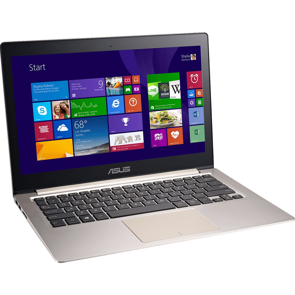 pc portable asus notebook