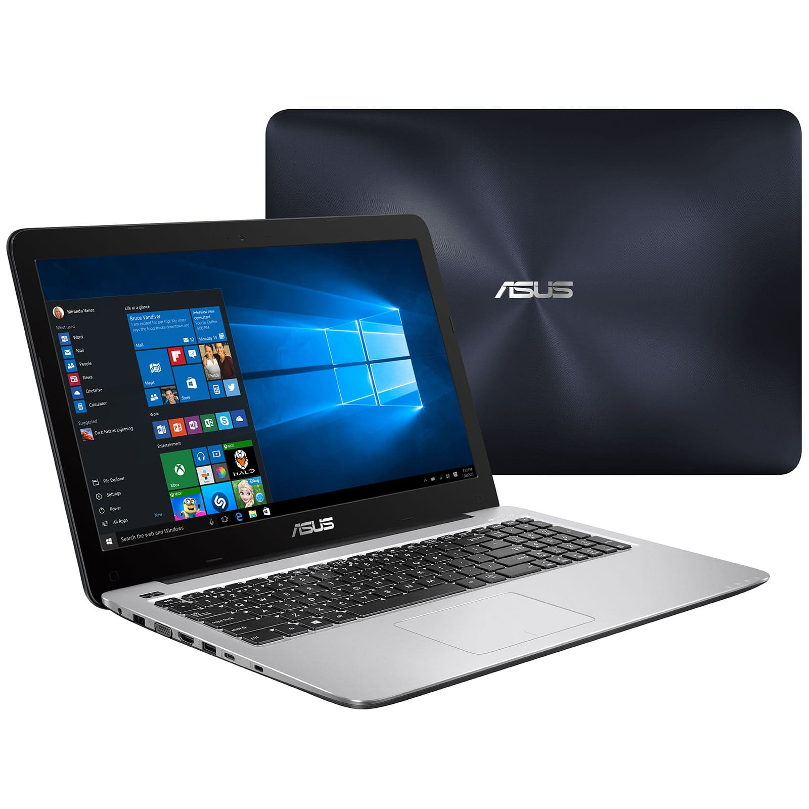 pc portable asus ssd
