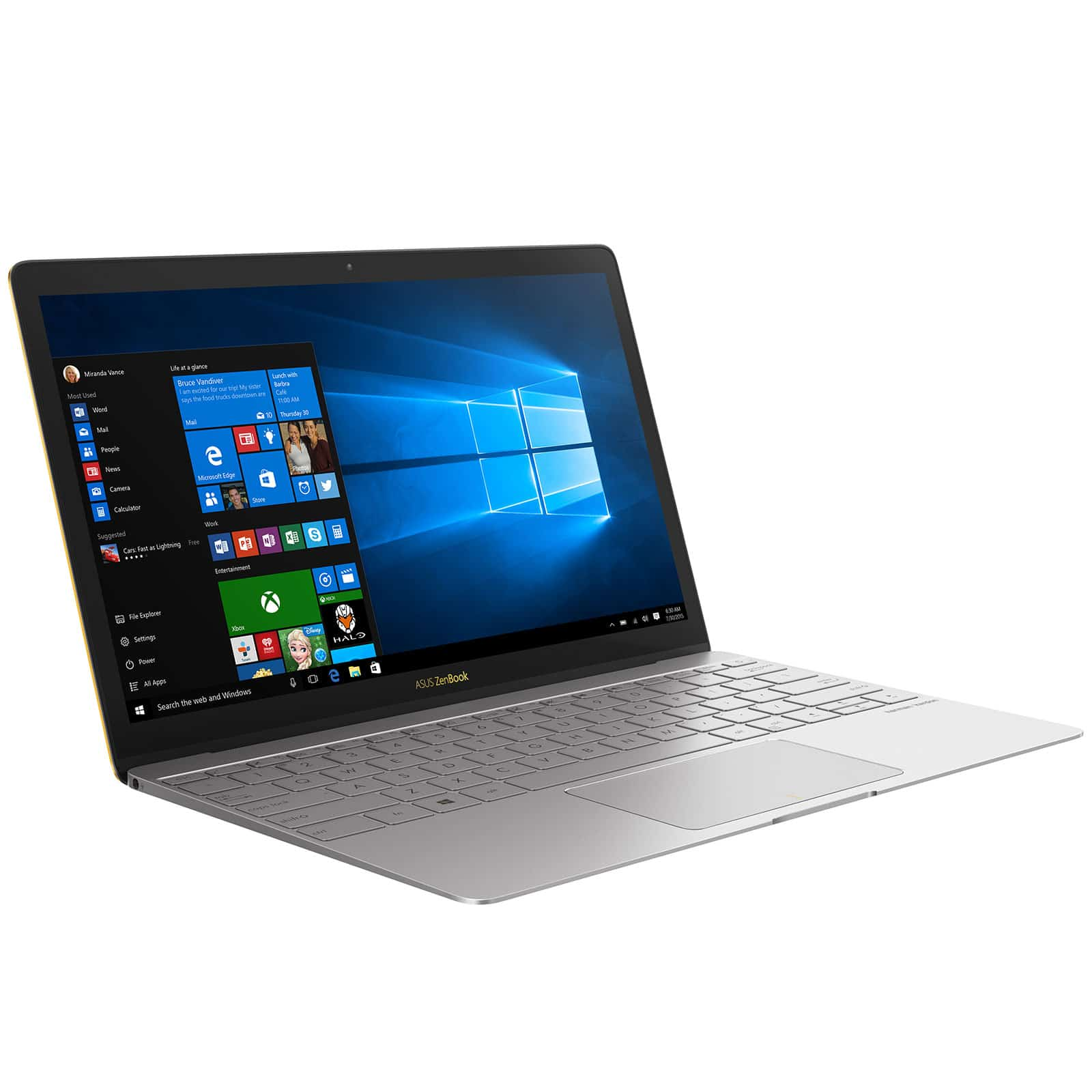 pc portable asus zenbook